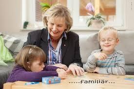 Karin Logemann im Kindergarten