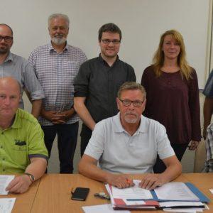 Fraktionsvorstand der SPD-Stadtratsfraktion Nordenham