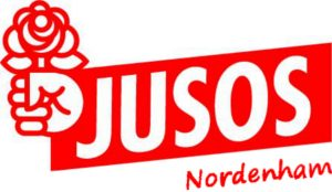 Logo Jusos Nordenham