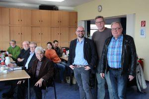 SPD-Mitgliederversammlung zum Haushalt 2017