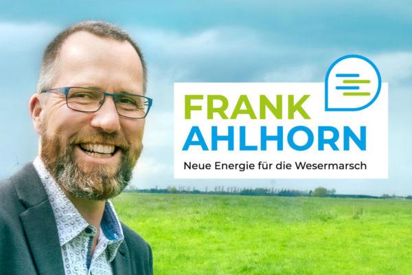 Porträt von Frank Ahlhorn